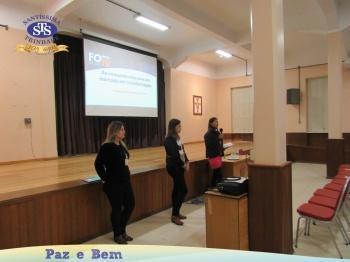 Ensino Médio - palestra