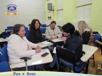 Reunião Professores
