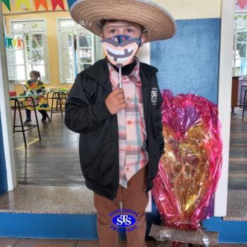 Comemorações juninas no Infantil 4