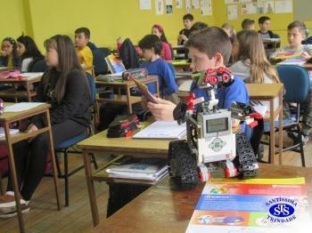 Robótica Educacional extracurricular